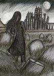 Gothic Scenery by SamArtistic21
