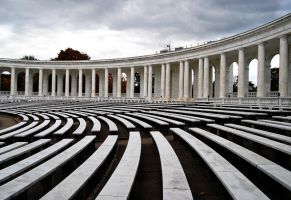Amphitheater at Arlington by jazzkidd