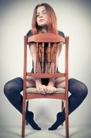 Sveta Chair by MegaHerzeleid