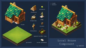 Local House Component by MoMoJaH