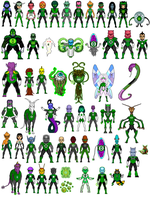 green lantern corps 2 by digikevin10
