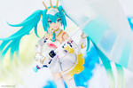Miku Racing 2015 [2] by HunterX-v2