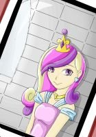 Princess Cadence by ImotepNicholas