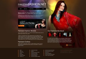 Pakistan Fashion by muddassir