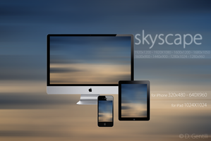 skyscape.wallpaper by DianaGentili