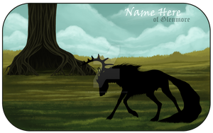 Glenmore Herd | Free to use Reference Background by ForrestFawns