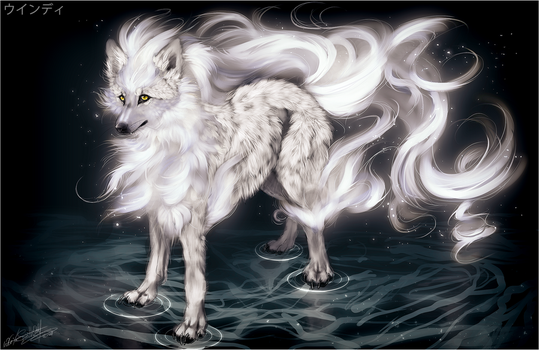 .:White Legendary:. by WhiteSpiritWolf