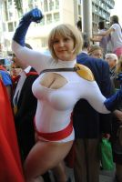 I'm a Power Girl by laNane