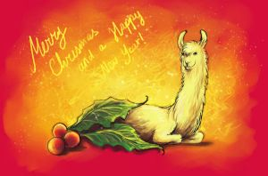 Merry Christllams 2010 by TrollGirl