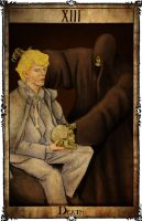 Bowie Tarot Collection - XIII - Death by Triever