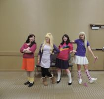 Ohayocon Day 2, 2016, 043 by Aurora-ASB