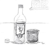 Shinra bottle by ravenqueen22