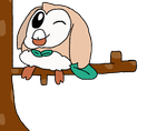 Rowlet by Awesomedog10112