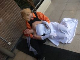 Sanji and Nami 1 by claudia1542