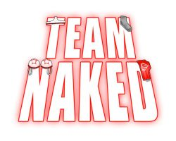 Team Naked Logo by Kittensoft