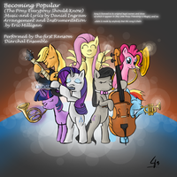 Pony Band (request with words) by quadren4