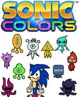 Sonic Colors by RocketSonic