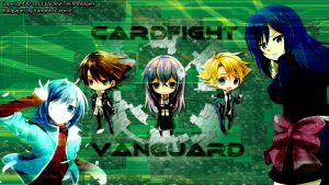 Cardfight Vanguard Wallpaper by YandolsZX