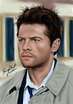 Cas by punisher357