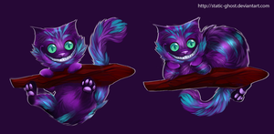 Cheshire by Static-ghost