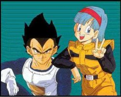 VegetaxBulma by BullaBriefs22