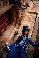 BL: Mad Hatter by christie-cosplay
