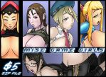 Misc Game Girls Zip file by ksc2303