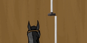 Pole bending-animation by painted-cowgirl