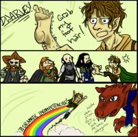 GRAB MY- The Hobbit version by Nadeshiko-tenshi