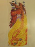 Phoenix By The Creators Design by Written-Word-Write