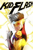 Kid Flash by onlyfuge