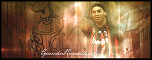 Ronaldinho-collab with DJ-Geo by Olgut