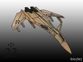 Switchblade Arabic Cluster by EricJ562