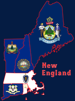 New England by deviantsock