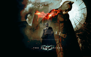 The Dark Knight: Batman. by xsalvagex