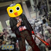 2006 - Dead Rising by Jiggeh