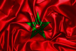 Morocco Flag by Hamdan-Graphics
