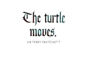 Terry Pratchett - The Turtle Moves 1 by MShades