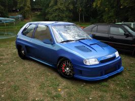 Citroen Saxo Geryy Design by Geryy