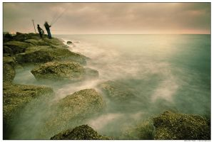 Sea Of Time by gilad