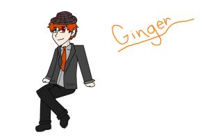 Ginger by AskSaveKittyCat