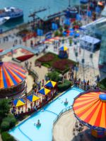 Tilt-Shift Chicago by egypt-rai
