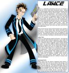 Lance Profile by HawksComm