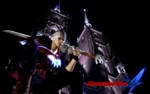 Devil May Cry 4 by DanielTenn