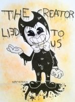 Bendy and the ink machine  by Beetlejulia