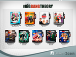 The Big Bang Theory Icon Pack by GianMendes