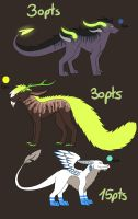 Adopt Batch 07 CLOSED by Raptordopts