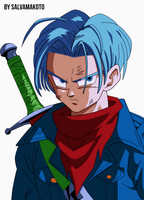 TRUNKS- DB SUPER by salvamakoto