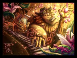Magic Monkey Music by Kat-Nicholson