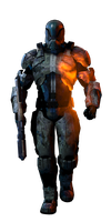 Male Human (Battlefield 3 Soldier) by rome123